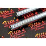2 x Vito's Performance Yamaha Banshee tie rods 1987-2006 STOCK LENGTH Silver NEW