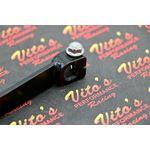 VITO'S Yamaha Blaster 200 shifter gear changer shift lever 1988-2006 BLACK STEEL