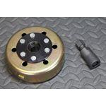 NEW Yamaha 350 Banshee FLYWHEEL rotor magneto FREE PULLER 1987-2006