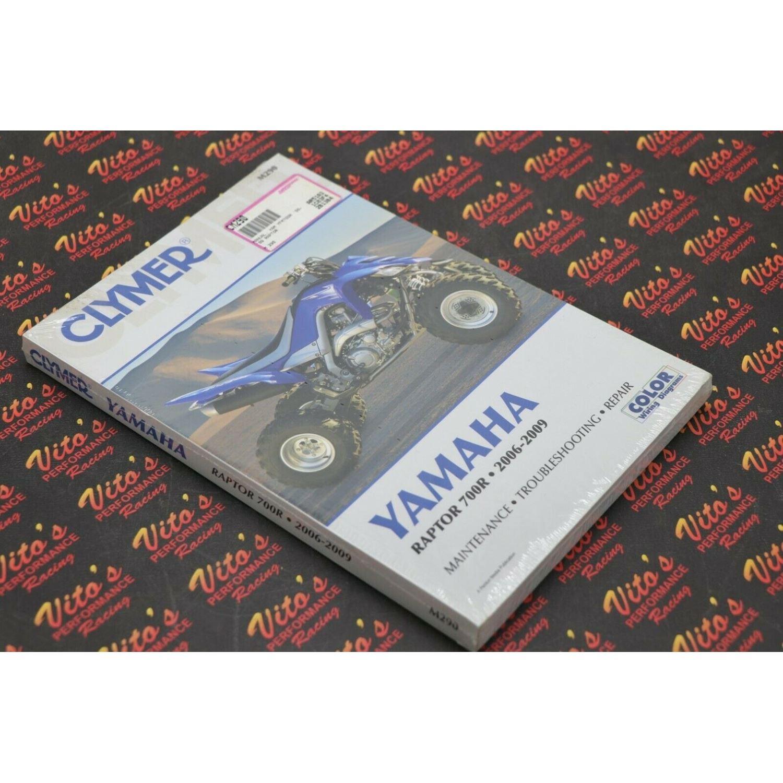 Clymer ATV/UTV Repair Manuals M290 Raptor 700 700r