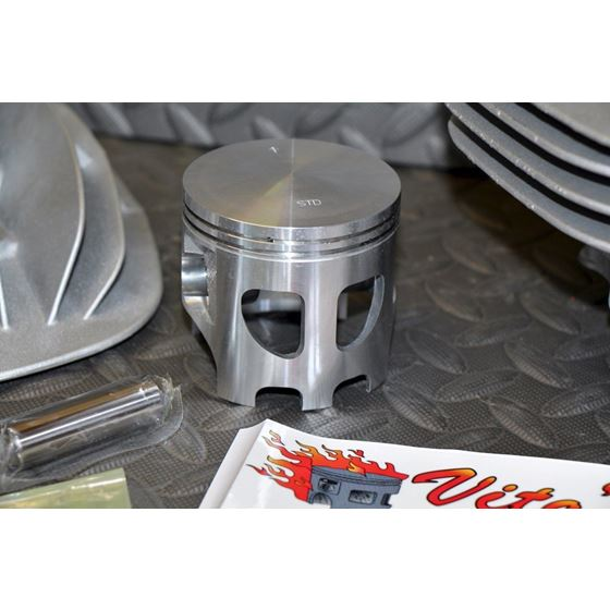 Vito's 240cc BLASTER BIG BORE KIT 7200 cylinder gaskets jets larger head piston
