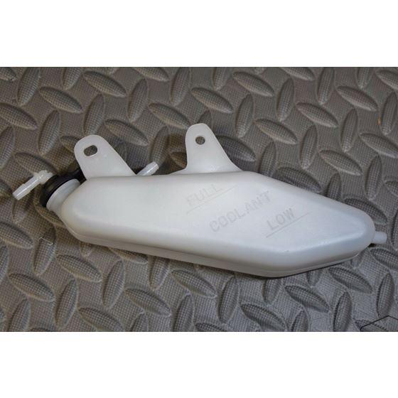 NEW YFZ450 radiator fluid reservoir Coolant bottle overflow Raptor 660 01-05