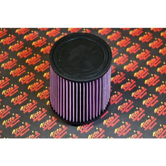 KN style air filter PRO FLOW 2004-2020 Yamaha YFZ450 YFZ450r fits inside airbox