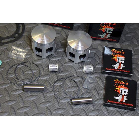 Vito's Performance POWER PRO Banshee pistons gasket kit 6hp over stock 6550