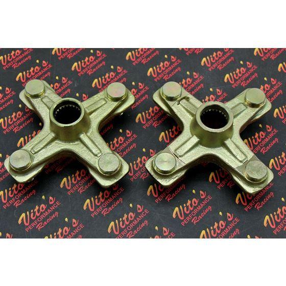 NEW 2 x Vito's Performance REAR HUBS Yamaha Banshee Raptor 660 700 YFZ450 87-06