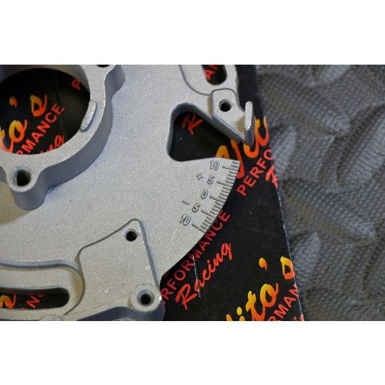Vito's Performance adjustable timing plate Yamaha Banshee stator /-10 degree