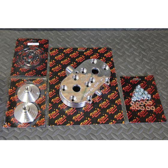 Vito's HEMI HEAD aftermarket billet aluminum cool 1987-2006 Banshee DOMES